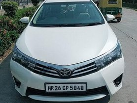 2015 Toyota Corolla Altis  D-4D GL MT for sale at low price