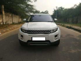 2013 Land Rover Range Rover Evoque 2.2L Pure Diesel AT for sale in New Delhi