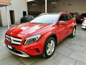 2016 Mercedes Benz GLA Class 200 Sport Petrol MT for sale in New Delhi