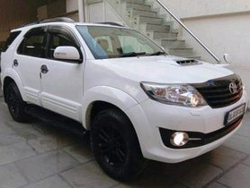 2014 Toyota Fortuner 4x2 AT Diesel AT for sale in New Delhi