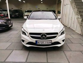 2016 Mercedes Benz CLA200 CGI Sport Petrol AT for sale in New Delhi