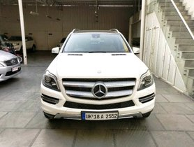 2014 Mercedes Benz GL-Class 350 CDI Blue Efficiency Diesel AT for sale in Kashipur