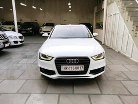 2014 Audi A4 2.0 TDI Premium Sport Limited Edition Diesel AT for sale in Pehowa