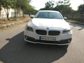 2015 BMW 5 Series 520d Luxury Line for sale in Gurgaon