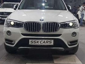BMW X3 2015 xDrive20d AT for sale