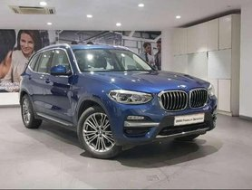 Used BMW X3 xDrive 20d xLine 2018 AT for sale