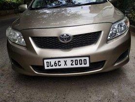 2011 Toyota Corolla Altis Diesel D4DG MT for sale