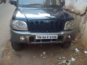 Used Mahindra Scorpio MT car at low price