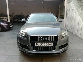 Used 2013 Audi Q7 3.0 TDI Quattro Diesel AT for sale in New Delhi