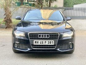 2011 Audi A4  2.0 TDI Multitronic AT for sale