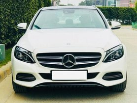 2015 Mercedes Benz C-Class 220 CDI AT for sale at low price