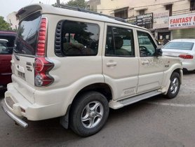 Used Mahindra Scorpio VLX 2WD AIRBAG BSIII MT 2010 for sale