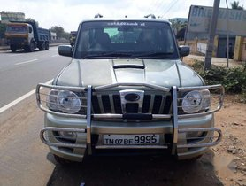 Mahindra Scorpio VLX Airbags BS III, 2010, Diesel MT for sale