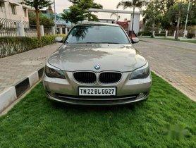 BMW 5 Series 520d Sedan, 2010, Diesel AT for sale