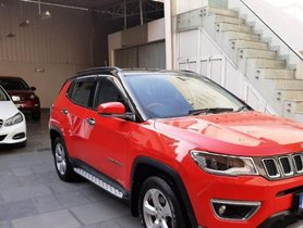 Jeep Compass 1.4 Limited Option AT 2018 for sale