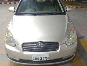 2007 Hyundai Verna CRDi MT for sale