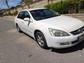 Used Honda Accord car 2007 AT at low price