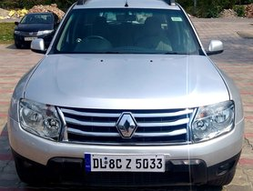 2013 Renault Duster  85RxL Option Diesel MT for sale in New Delhi