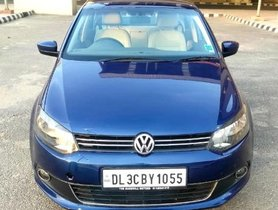 2012 Volkswagen Vento 1.6 Highline Petrol MT for sale in New Delhi