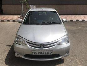 2013 Toyota Etios Liva G Petrol MT for sale in New Delhi