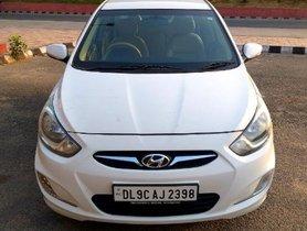 2014 Hyundai Fluidic Verna 1.6 VTVT SX Petrol MT for sale in New Delhi