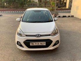 2014 Hyundai Xcent 1.2 Kappa S MT Petrol for sale in New Delhi