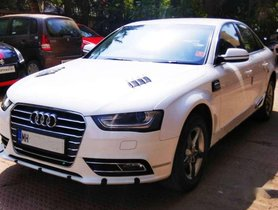 2013 Audi A4 2.0 TDI AT for sale
