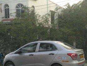 Used Hyundai Xcent car MT at low price