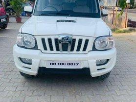 Used Mahindra Scorpio car VLS 2.2 mHawk MT at low price
