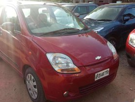 Used Chevrolet Spark car 1.0 MT at low price
