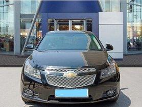 Used Chevrolet Cruze LTZ MT car at low price