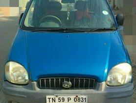 Used 2000 Hyundai Santro MT for sale