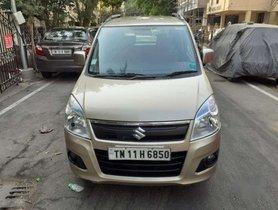Maruti Suzuki Wagon R 2014 VXI MT for sale