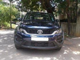 Used Tata Hexa XE MT car at low price