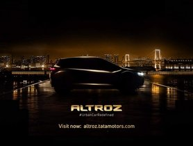 Tata Altroz Official Website Teased Ahead Of Launch