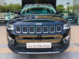 Jeep Compass 2.0 Limited Plus MT 4X4 for sale