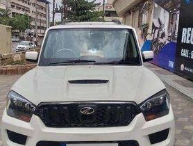 Used 2016 Mahindra Scorpio MT for sale