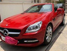 Mercedes Benz SLK 2013 AT for sale