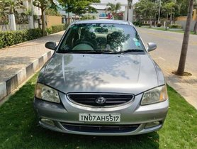 Hyundai Accent GLS 1.6 ABS, 2006, Petrol MT for sale