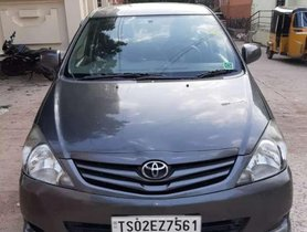 2010 Toyota Innova MT  for sale