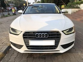 Audi A4 2.0 TDI AT for sale