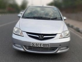 Used 2007 Honda City ZX  VTEC MT for sale