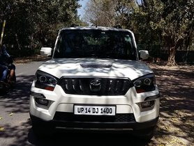 2017 Mahindra Scorpio S10 Diesel MT for sale in New Delhi