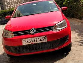 2012 Volkswagen Polo Comfortline Petrol MT for sale in New Delhi
