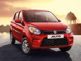 Used 2019 Maruti Suzuki Alto 800 STD MT for sale