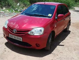 Used 2013 Toyota Etios MT for sale