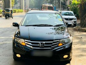 Honda City 1.5 V AT, 2013, Petrol for sale