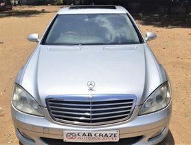 2006 Mercedes Benz S Class AT for sale