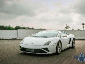 2014 Lamborghini Gallardo LP 560 4 AT for sale