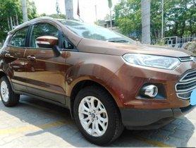 Ford EcoSport 1.5 Diesel Titanium Plus MT 2016 for sale
